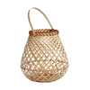 Colorful Bamboo Lights With Handle Indoor