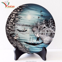 Quality Eco Friendly Handcrafted Lacquer Dishes
