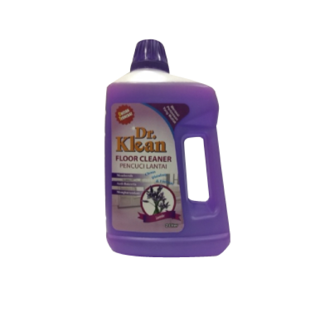DR. KLEAN LAVENDER FLOOR CLEANER