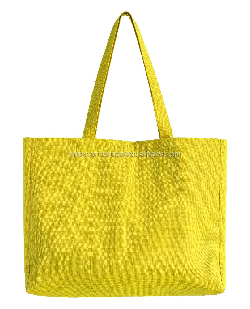 Canvas Tote Shopping Bags