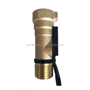 Brass Water Flow Switch /Magnetic Water Sensor with top quality