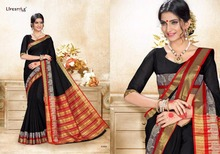 Khadi Silk Saree Indian fashion for women