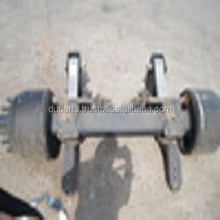 BPW type air suspension axle,hot selling air suspension axle