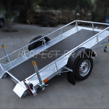 Snow mobile SOLID TRAILER ON YOUR INDIVIDUAL NEEDS