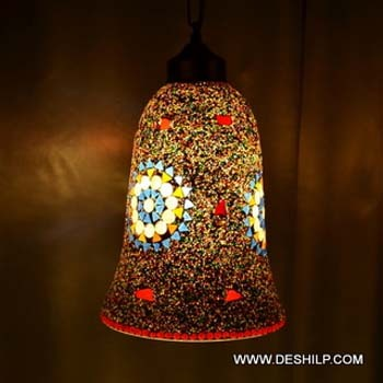 MOSAIC GLASS HANGING,DECORATIVE RESIDENTIAL HANGING,LUSTER GLASS HANGING
