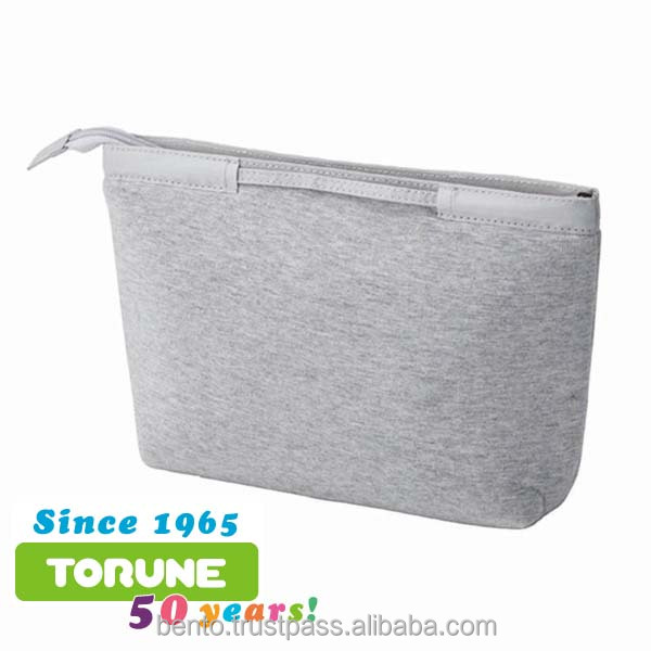Lunch Bag Slim (GY)/ lunch box for workers, kids lunch bag, drawstring bag, a drawstring pouch, bag for lunch