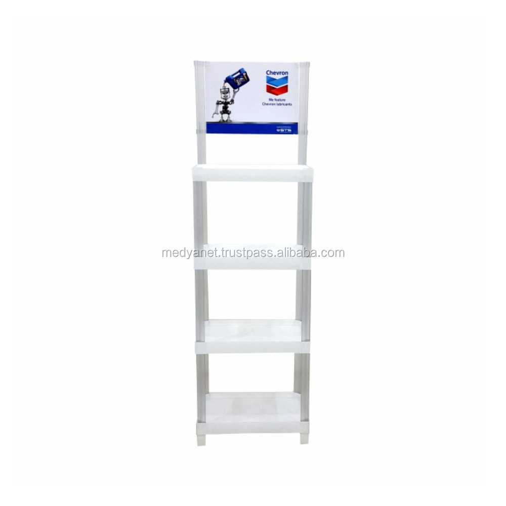 Supermarket and Store Display Rack Stand , Plastic Injection Stand