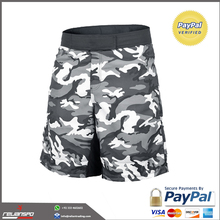 2015 Custom MMA Shorts/Sublimation MMA Shorts/MMA Fight Gear