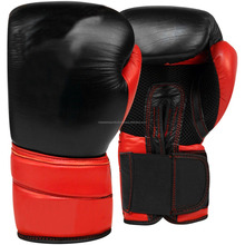 MMA Muay Thai Sand Bag Leather Boxing Gloves