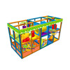 Small Indoor Playground, new model soft playground for kids, softplay, naughty castle