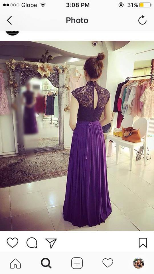 Formal Gown/ Long Dress
