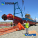 China dredger shipyard 24inch cutter suction sand dredger/dredge /dredging machine/ship/boat/vessel/mud drag