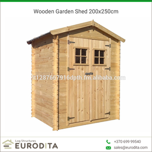 Wholesale Wooden Garden Shed 200x250cm