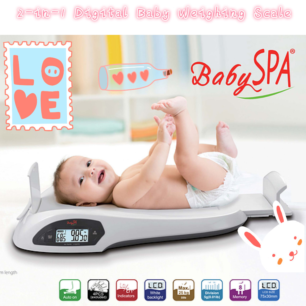 Electronic Infant Digital Baby Weighing Scale