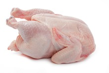 Halal frozen whole chicken no Yellow skins