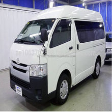 2013 HIACE BUS RIGHT HAND DRIVE
