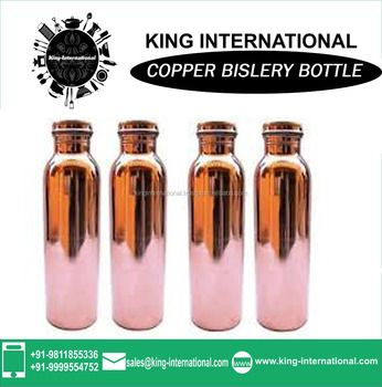 Factory Promotional Copper Bottle