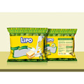 Hot sales halal cookies and high qualtiy exported biscuit Lipo brand 200g with durian