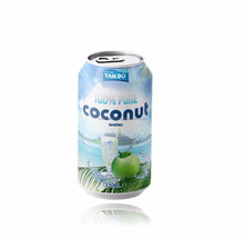Pure Coconut Water from Tan Do Beverage in Viet Nam