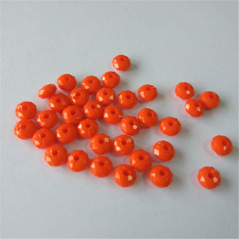 Factory wholesale Plastic faceted beads bulk
