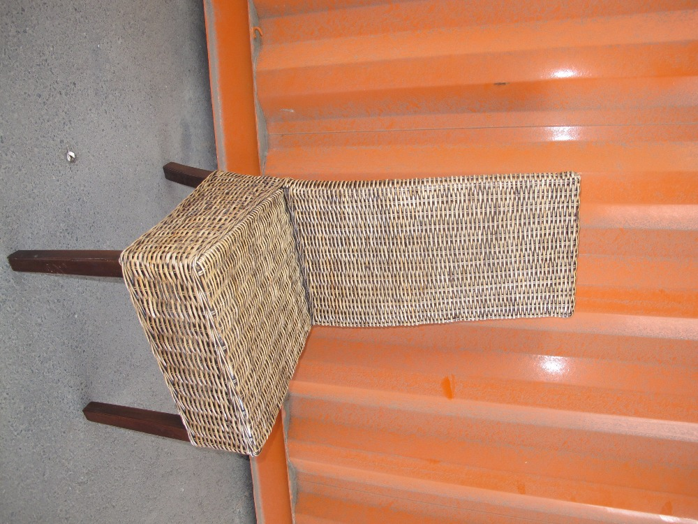 Otto Dining Chair_Peel Rattan_Brown Wash