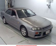 Nissan Skyline GT Lead solution Vehicle exporter Japan