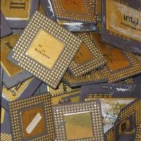 COMPUTERS CPUS PROCESSORS CHIPS GOLD RECOVERY