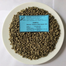VIETNAM ARABICA GREEN COFFEE BEAN