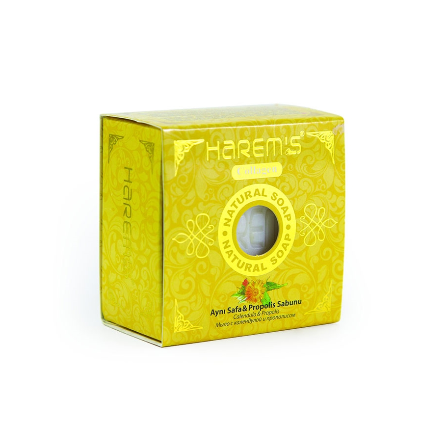 High Quality Natural 150gr Calendula Soap