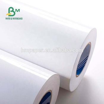 C1S Label paper coated one side Art Paper for drinking bottle Label printing