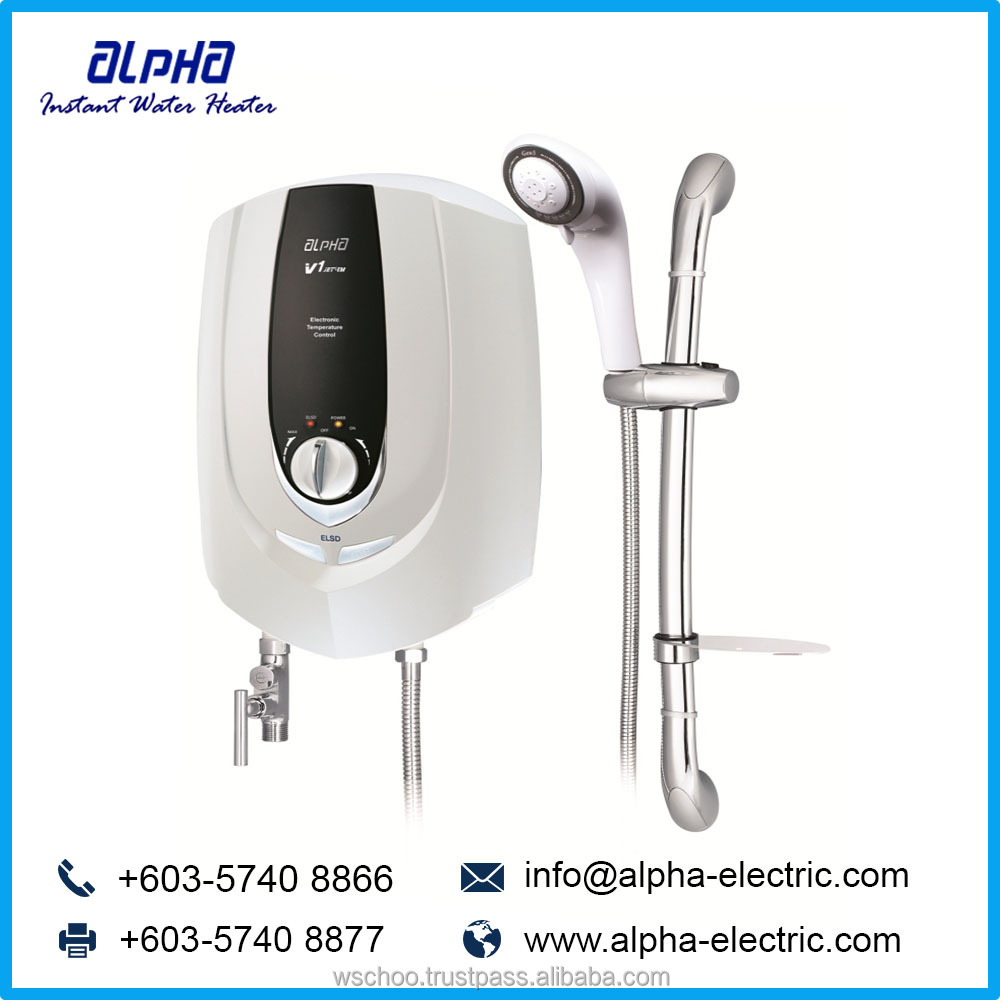 V1 JET-E ELECTRIC INSTANT WATER HEATER MALAYSIA