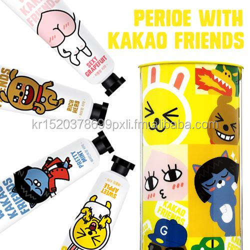 LG Household & Health Care kakao friends X perio Toothpaste set