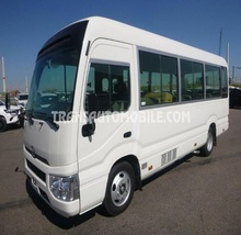 TOYOTA COASTER 30 SEATS STANDARD NEW MODEL 2017 BRAND NEW ref. 2175
