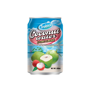 Natural Coconut Water with Apple Flavour
