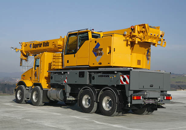 30t mobile truck crane manufacture with factory price, truck crane for sale