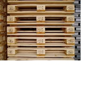 100% 4 way wood epal euro pallets for sale