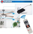 Wholesale high-quality fan remote control ceiling fan remote controller