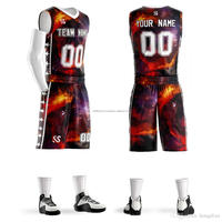 Top Quality Full Sublimation Custom Men Youth