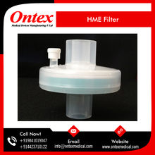 Nose Surgical HME Filter with High Level of Microbial Filtration