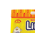Hot sales LiPO Cream Egg Cookies bag 300g - Baked cookie sweet and crunchy from Vietnam