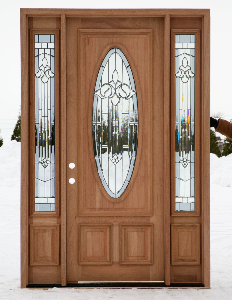 High Quality Modern Facility Turkey Style Turkish Door Steel Wooden Armored Door For House