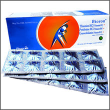 BIORON - Herbal Medicine Vitamin B Complex for Your Healthy Nerves