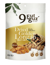 Premium Dried Golden Longan Fruit from Thailand 100g 9Futguz