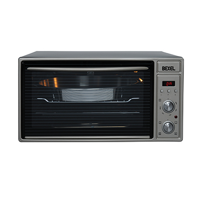 BEXEL TURBO TABLE TOP OVEN WITH ELECTRONIC PROGRAMMING