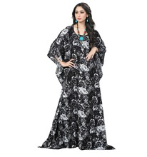 Designer Kaftan 2017 / Latest Party Wear Kaftan 2017 Latest Honeymoon Dresses / Evening Wear Rayon Cotton Kaftan (kaftans 2017)