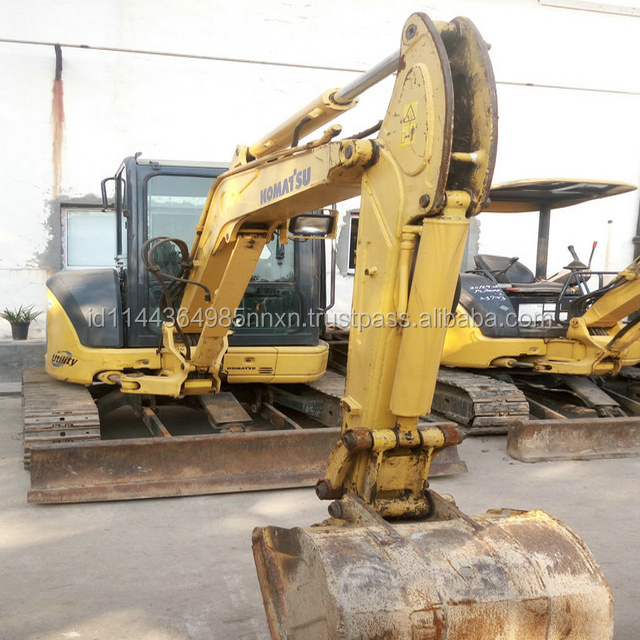 KOMATSU PC30MR-2 used mini excavator Japan's original super mini excavator in shanghai for sale