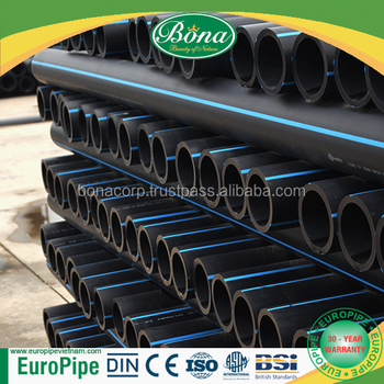 [EUROPIPE] High standard HDPE Water Pipe and Fitting HDPE Pipe - 30-year warranty