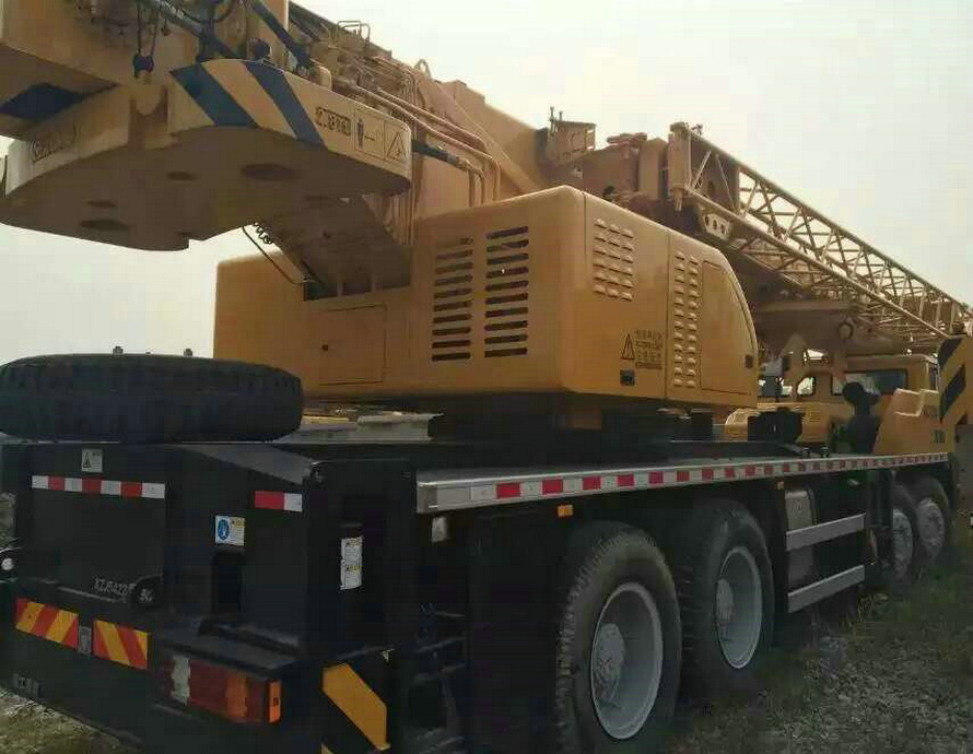 Used XCMG 50ton QY50K-I truck 100% made ni china crane jib for sale