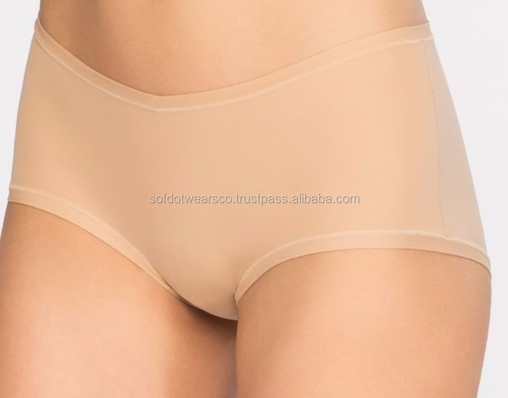 Women Invisible Hipster Panties seamless sexy underwear