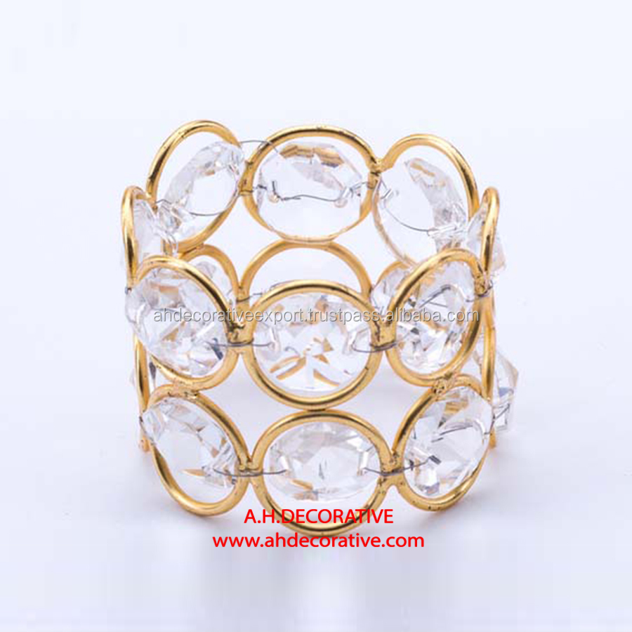 Diamond Napkin Ring